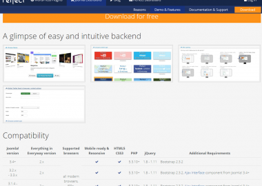 Perfect Everything in Everyway for Joomla