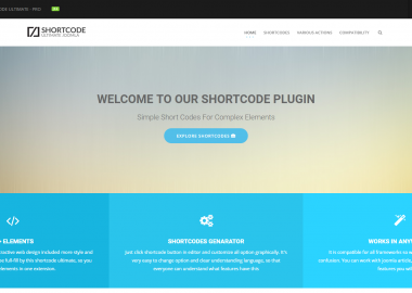 Shortcode Ultimate Plugin for Joomla