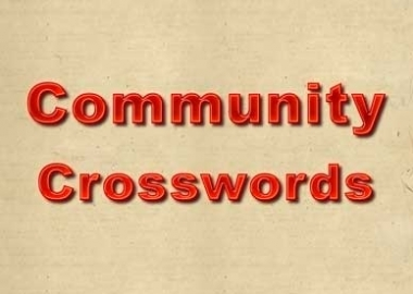 Community Crosswords