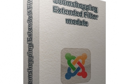 Joomshopping Extended Filter
