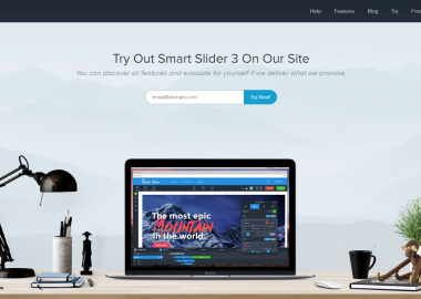 Smart Slider 3 PRO