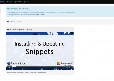 Snippets Pro