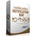 Cookies Notification Bar